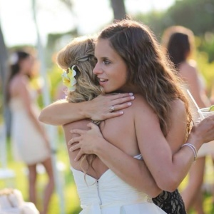 Breanne's wedding in Kauai 2013